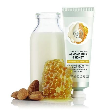 Almond Milk & Honey Calming & Protecting Hand Cream