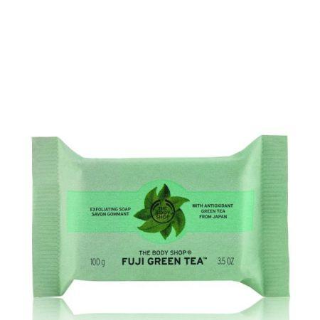 Fuji Green Tea Exfoliating Soap