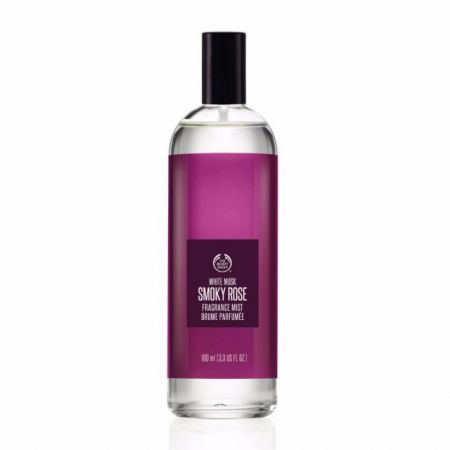White Musk Smoky Rose Fragrance Mist