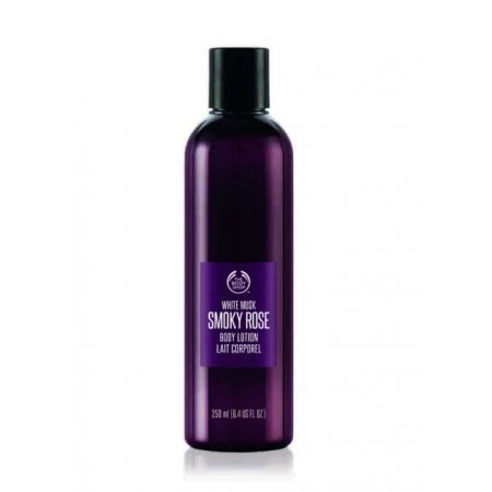 White Musk Smoky Rose Body Lotion
