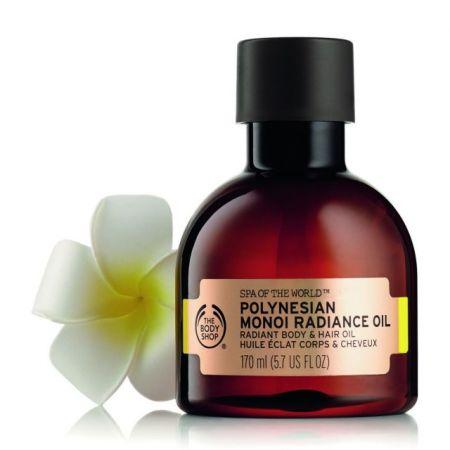 Spa Of The World™ Polynesian Monoï Radiance Oil