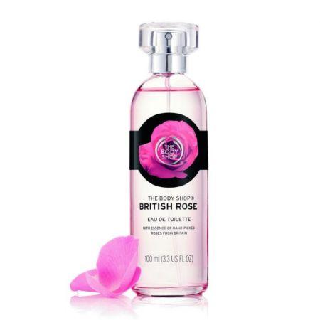 British Rose Edt