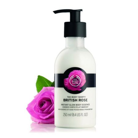 British Rose Body Lotion
