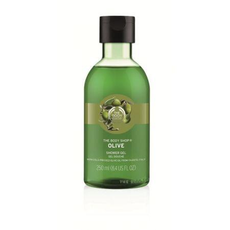 Olive Bath Shower Gel/Cream