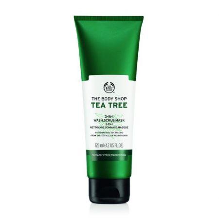 Tea Tree 3in1 Wash.Scrub.Mask