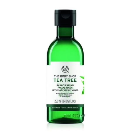Tea Tree Facial Wash