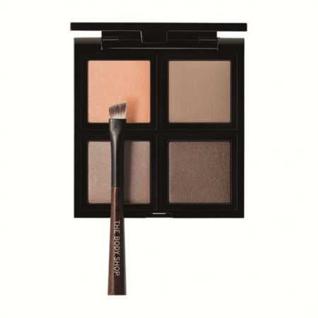 Down To Earth Quad Eye Shadow