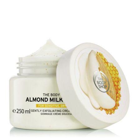 Almond Milk & Honey Body Scrub