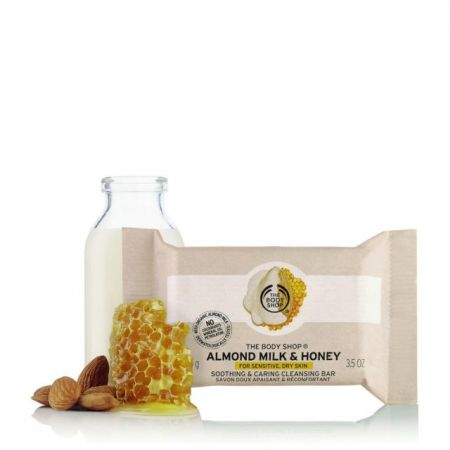 Almond Milk & Honey Cleansing Bar