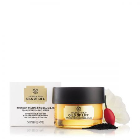 Oils of Life™ Intensely Revitalizing Gel Cream