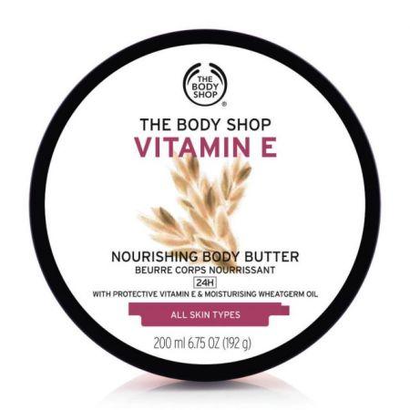 Vitamin E Body Butter