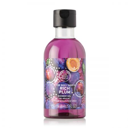 Rich Plum Shower Gel