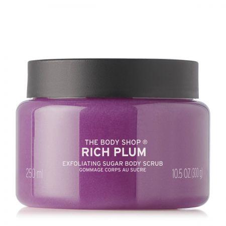 Rich Plum Body Scrub