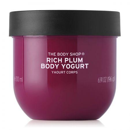 Rich Plum Body Yogurt