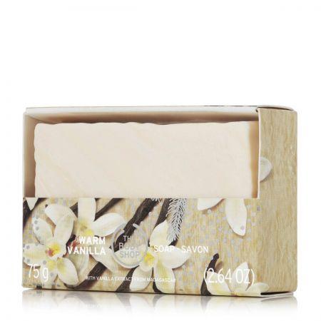 Warm Vanilla Soap