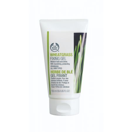 Wheatgrass Fixing Gel