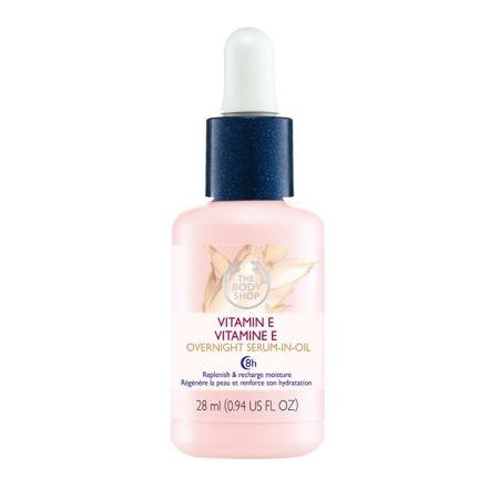 Vitamin E Overnight Serum-in-oil